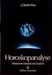 Horoskopanalyse I