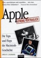 Apple streng vertraulich