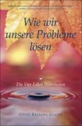 Wie wir unsere Probleme lösen