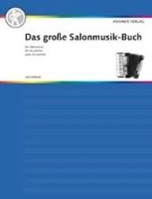 Das große Salonmusik-Buch für Akkordeon