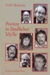 Poeten in ländlicher Idylle