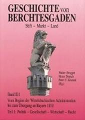 Geschichte von Berchtesgaden Stift-Markt-Land