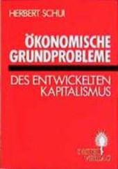 Ökonomische Grundprobleme des entwickelten Kapitalismus