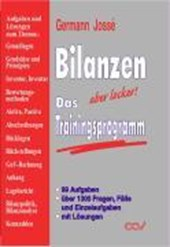 Bilanzen - Trainingsprogramm | Germann Josse |