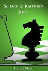 Schachkalender 2017 Taschenkalender