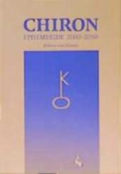 Chiron Ephemeride 2000-2050