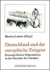 Deutschland und der europäische Zeitgeist