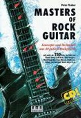 Masters of Rock Guitar. Incl. CD | Peter Fischer |