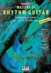 Masters of Rhythm Guitar. Mit CD