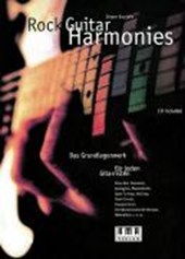 Rock Guitar Harmonies. Mit CD