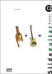 Slide Guitar Styles. Inkl. CD | Richard Köchli |