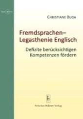 Fremdsprachen-Legasthenie Englisch