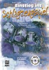 Einstieg ins Schlagzeugspiel m. CD