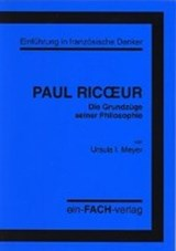 Paul Ricoeur | Ursula I Meyer |