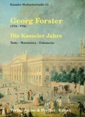 Georg Forster 1754 -