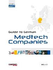 2nd Guide to German Medtech Companies