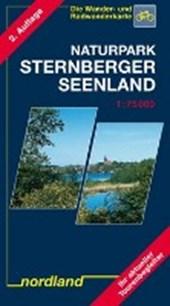 Naturpark Sternberger Seenland 1 : 75 000. Wander- und Radwanderkarte