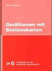 Gerätturnen mit Stationskarten