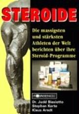Steroide | Judd Biasiotto |