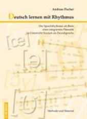 Deutsch lernen mit Rhythmus / Mit CD