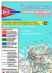 DKV-Übersichtskarte Befahrungsregelungen