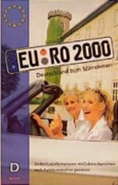 Euro 2000. Deutschland zum Mitnehmen. Die neuen Euro - Kennzeichen