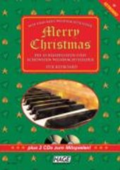 Alte und neue Weihnachtslieder Merry Christmas für Keyboard