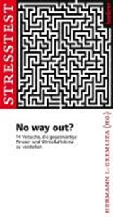 No way out? | Dietmar Dath |