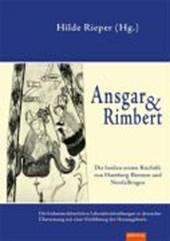 Ansgar und Rimbert, die beiden ersten Erzbischöfe von Hamburg /Bremen und Nordalbingen