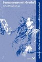 Begegnungen mit Goethe