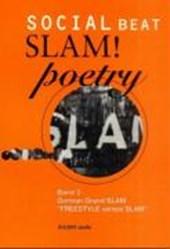 Social Beat, Slam! Poetry 3. German Grand Slam
