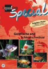 Goldfische und Schleierschwänze