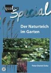Der Naturteich im Garten