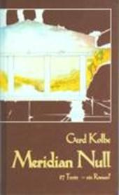 Meridian Null