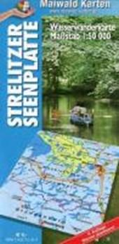 Strelitzer Seenplatte = Wasserwanderkarte der tausend Seen mit ausführlichen Angelinformationen - vom Angler für den Angler