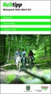 Reittipp Naturpark Hohe Mark Ost 1 :