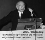 Die Verknüpfung von Physik und Philosophie. 2 CDs