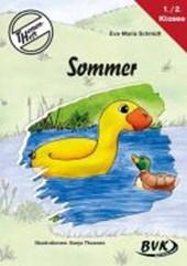 """Themenheft """"Sommer"""" 1./2. Klasse"""