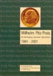 Wilhelm-Pitz-Preis 1984-2001