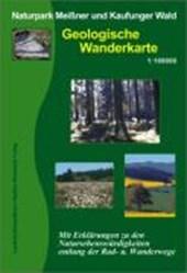 Naturpark Meißner und Kaufunger Wald 1 : 100 000. Geologische Wanderkarte