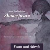 Anna Thalbach liest Shakespeare - Venus und Adonis