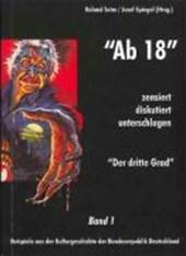 """""""Ab 18"""" - zensiert, diskutiert, unterschlagen"""