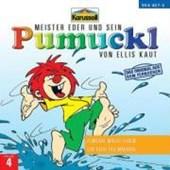 Meister Eder 04 und sein Pumuckl. Pumuckl macht Ferien. Der Geist des Wassers. CD