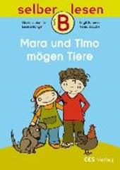Mara und Timo mögen Tiere