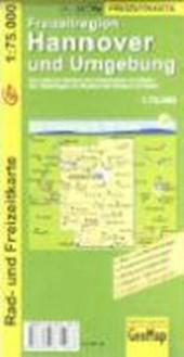 Hannover und Umgebung Rad- und Freizeitkarte 1 :