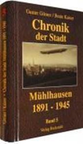 Chronik der Stadt Mühlhausen in Thüringen. Band