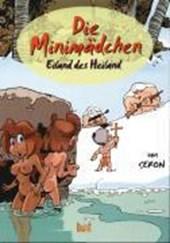 Die Abenteuer der Minimädchen 04. Eiland des Heiland