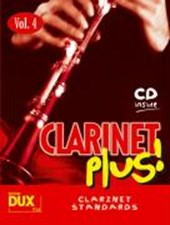 Clarinet Plus! Vol.4