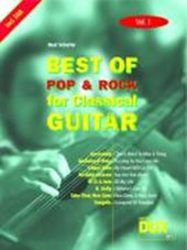 Best of Pop & Rock for Classical Guitar Vol.