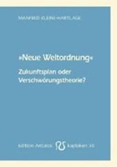 """""""Neue Weltordnung"""""""